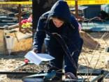 Policija: Jaunciema kapos notikusi slepkavība; aizturēts vīrietis