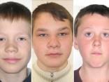 Meklē trīs no Stiklu bērnunama aizgājušus nepilngadīgos