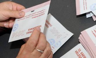 Partiju popularitātes līderi februārī - «Saskaņa», ZZS un VL-TB/LNNK