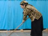 Prezidenta vēlēšanās Uzbekistānā piedalījušies 91% vēlētāju