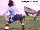 Krievu jaunietēm par deju pie padomju pieminekļa - cietumsods