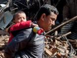 UNICEF: Nepālas zemestrīce skārusi gandrīz miljonu bērnu
