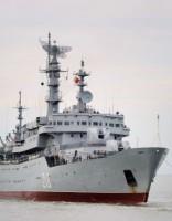 Netālu no Latvijas ūdeņiem konstatēti vairāki Krievijas armijas kuģi