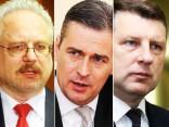 Visi četri Valsts prezidenta amata kandidāti atbilst likuma prasībām