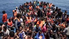 VIDEO: Vidusjūrā izglābti teju 650 bēgļi