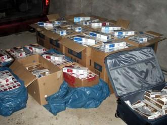 Tiesai nodod krimināllietu par sešu miljonu kontrabandas cigarešu ievešanu