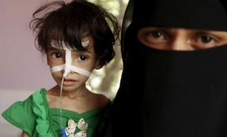 Foto: Kad mirst paši neaizsargātākie - bada šausmas Jemenā