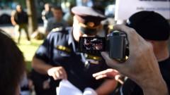 Protestā pret imigrantu uzņemšanu aizturēts viens cilvēks