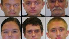 Aizturēta laupītāju banda; policija aicina atsaukties cietušos