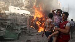 Baisa video kompilācija: kas notiek Sīrijā?