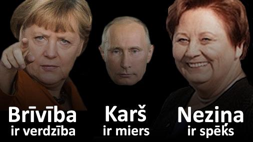 Vecā Eiropa ir neefektīva: darījums ar vienu diktatoru neatbrīvos no otra