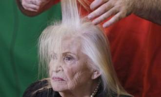 Fotostāsts: Skaistumkonkurss kundzēm, kas izdzīvoja holokaustā