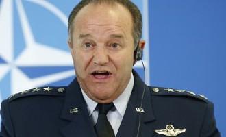 NATO ģenerālis: Savu labo gribu un uzvedību Krievija var pierādīt tieši Ukrainā