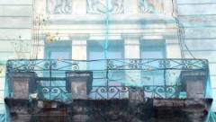 Rīgā avārijas stāvoklī esošā ēkā daļa dzīvokļa iebrukusi pagrabā