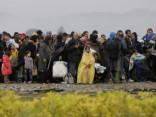 Maķedonija pabeidz būvēt žogu uz robežas ar Grieķiju