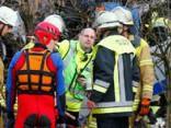 Vilcienu sadursmē Vācijas dienvidos desmit bojāgājušie