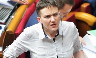 Savčenko sāk deputātes gaitas Ukrainas parlamentā