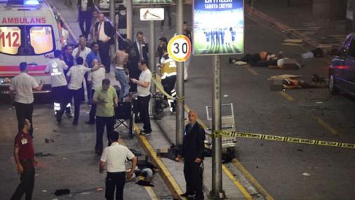 Stambulā lidostā notikuši sprādzieni; nav ziņu par cietušiem no Latvijas