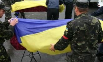 Krievijas okupētajā Ukrainas daļā karš nav beidzies: nogalināti 6 ukraiņu karavīri