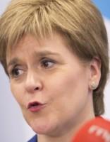 Stērdžena paziņo par gatavošanos iespējamai Skotijas neatkarībai