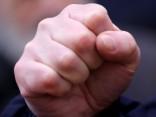 Ģimenes konflikts Ziepniekkalnā; aiztur agresīvu vīrieti