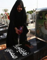 Fotopastaiga pa Irākas «miera ieleju» - lielāko kapsētu pasaulē