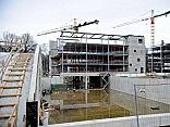 FM: bažas par termiņiem Stradiņa slimnīcas jaunā korpusa būvniecībā