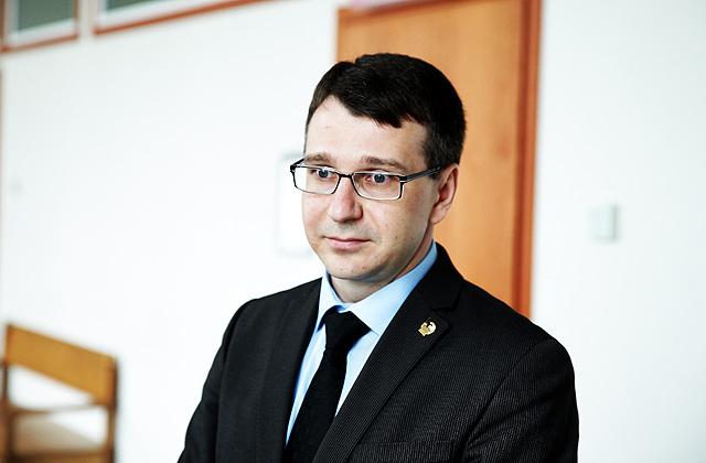 KNAB priekšnieks Jaroslavs Streļčenoks