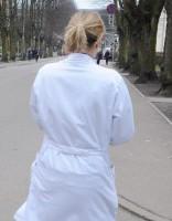 Tukuma slimnīcas vadītāja: Mūsu teritorija ir pārāk plaša, lai pacientus vestu uz Rīgu