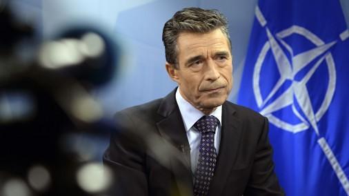 Rasmusens: Nav izslēdzams, ka NATO austrumos būs jāizvieto pastāvīgas militārās bāzes