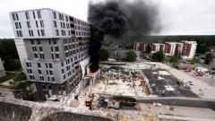 Būvdarbu vadītājs vairākas reizes lūdzis pārbaudīt slodzes sabrukušajā veikalā «Maxima»