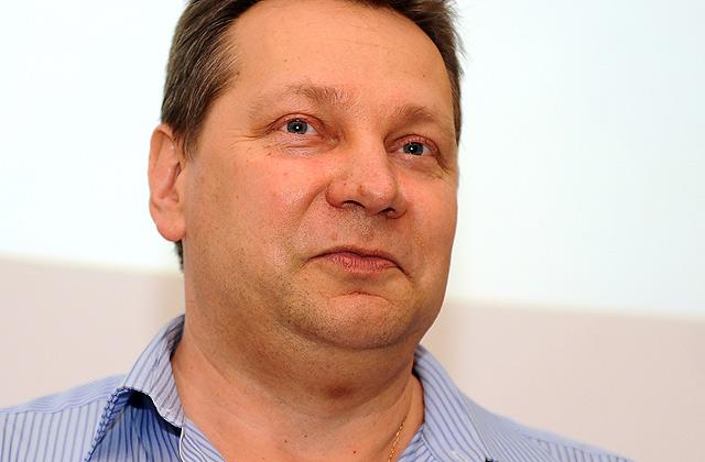 Vēstures speciālists, Latvijas Universitātes profesors Harijs Tumans
