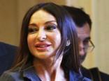 Azerbaidžānas prezidents ieceļ savu sievu par pirmo viceprezidentu