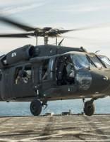 Tehnisku iemeslu dēļ ASV helikopteru ierašanās Latvijā pārcelta uz trešdienu