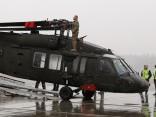 Latvijā nogādā ASV helikopterus «BlackHawk»