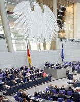 Mediji: Bundestāgam pazuduši interneta sakari
