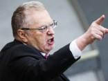 Latvijas prokrieviskie aktīvisti rosina Žirinovski mudināt Latvijas jauniešus doties uz Krieviju
