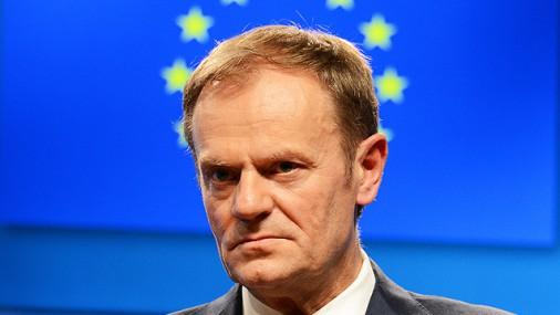 Tusks: kāpēc mēs esam zaudējuši ticību vienotai Eiropai?