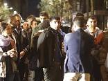 Sadursmēs pie Turcijas konsulāta Briselē ievainoti vairāki cilvēki