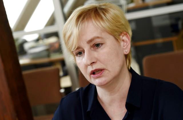 Bijusī Korupcijas novēršanas un apkarošanas biroja amatpersona Juta Strīķe