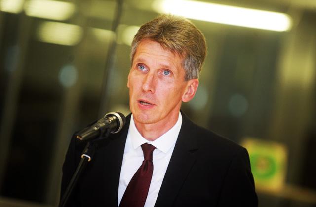 Pētījuma par optimālā vispārējās izglītības iestāžu tīkla modeļa izveidi Latvijā vadītājs, ekonomģeogrāfs Jānis Turlajs
