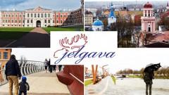 Jelgava – «viedā» pilsēta ar  nolaistām nomalēm