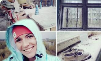 Latviete Rita par Černobiļu: «Vienreiz dzirdēsi un nekad vairs neaizmirsīsi»
