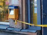 Rīgā aplaupīta pasta nodaļa
