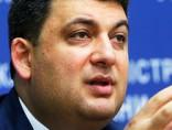 Ukrainas premjers: pielikt punktu karadarbībai Donbasā var tikai Putins
