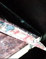 Amerikānis tramvajā nodur divus cilvēkus, kuri pārtrauc viņu
