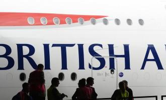 «British Airways» sola atsākt reisus no Hītrovas un Getvikas