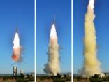 Ziemeļkoreja paziņo, ka raķete «trāpīja plānotajā mērķī»