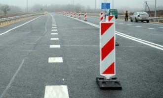AS «Ceļu pārvalde» pārkāpumu dēļ slēgs autoceļa posmu no Tīnūžiem līdz Ogrei