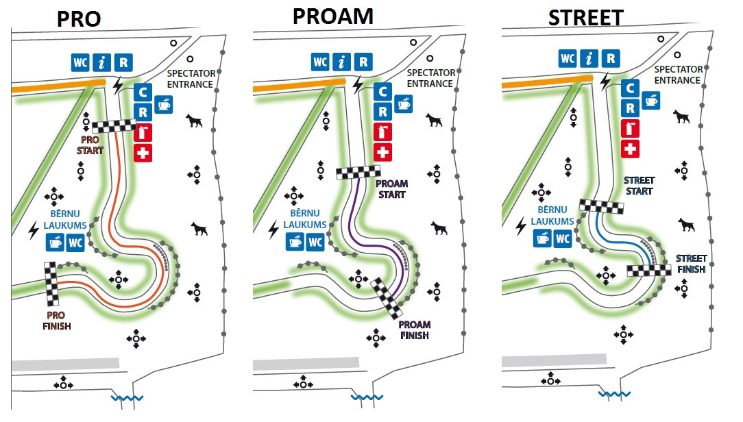 Trases shēmas